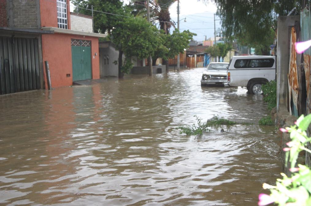 Heridos por deslave en Oaxaca son trasladados por el aire