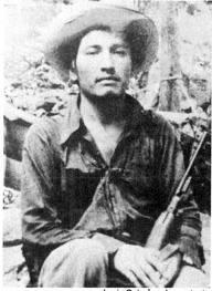 Lucio Cabañas: ícono de la lucha armada popular Foto: esacademic.com